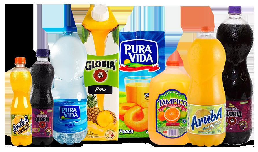 Productos de refrescos