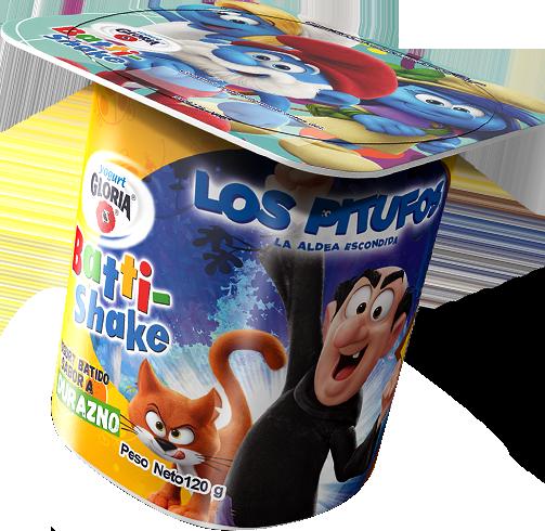 Vasito de yogurt